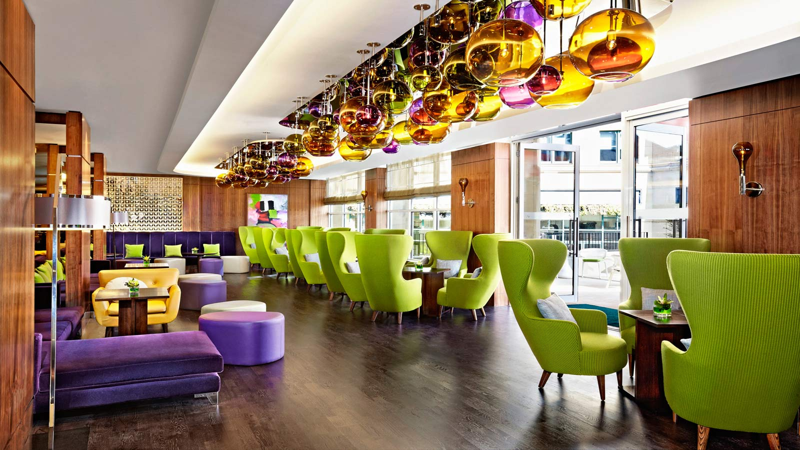 One square edinburgh restaurant bar sheraton for Design hotel edinburgh