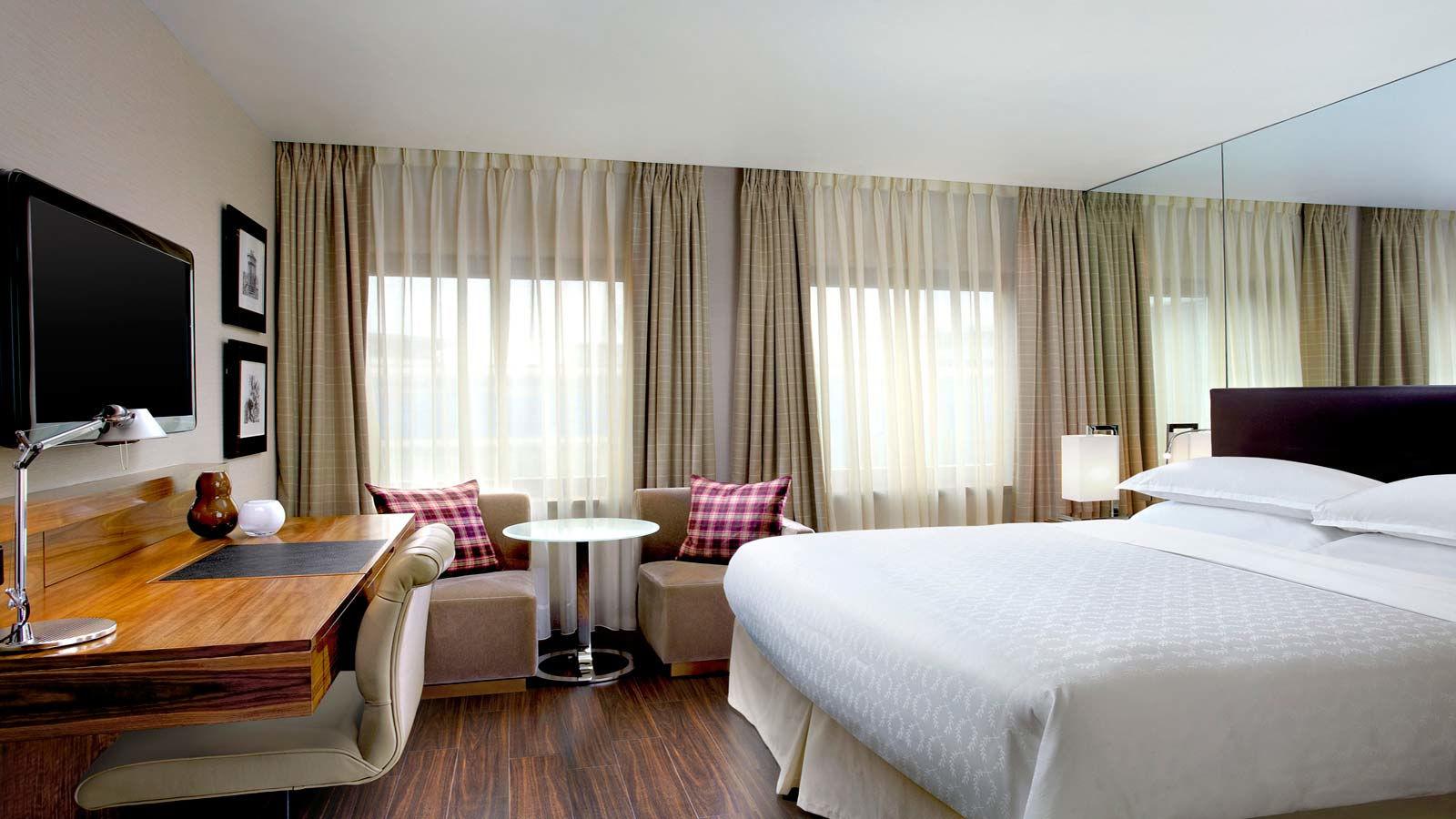 Chambre Sheraton Club avec accèsd au Spa et au Club Lounge